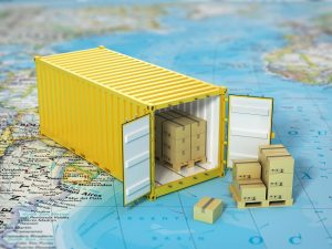 Intelligent Shipping Container Detection System