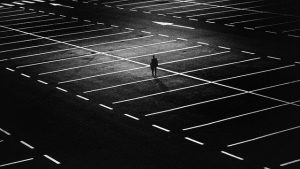 How to Safely Navigate a Parking Facility